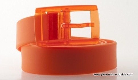 recycle silicone flavour belt