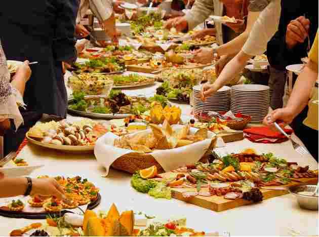 restaurant yiwu fair