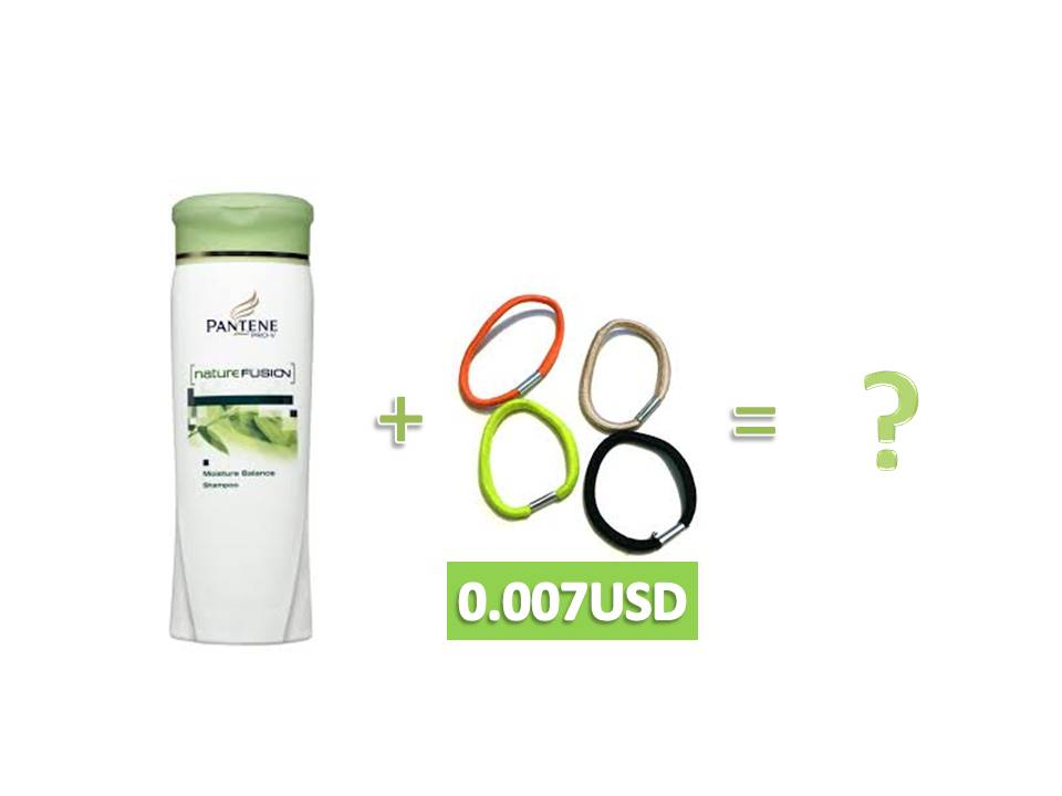 Hair Band For Shampoo Promotion