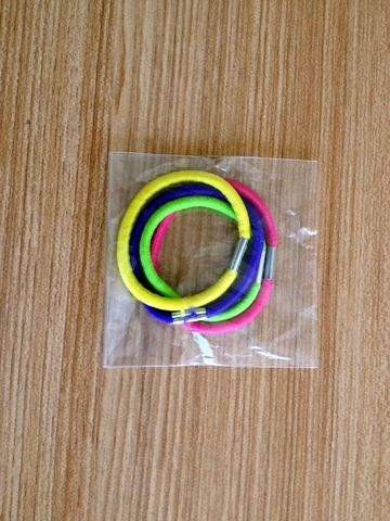 single color hair band for shampoo promotion