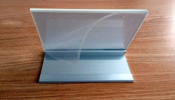table sign holder protection skin film
