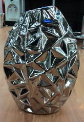 titanium ti plated vase wholesale china