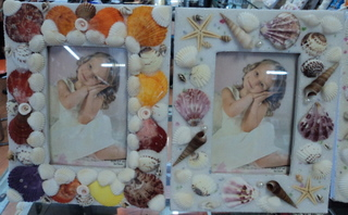 unusual photo frames