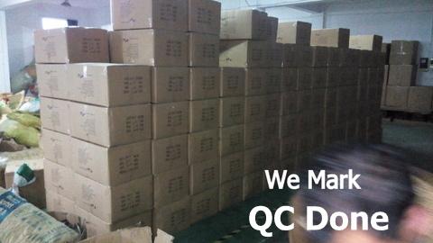 Vending toys QC - done