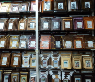 wholesale photo frames in Yiwu market, China
