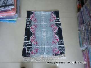 wholesale scarf yiwu China 3