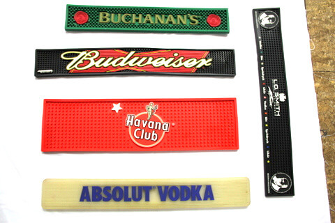 Custom Silicone Bar Mat for brewers and bars #02014-003