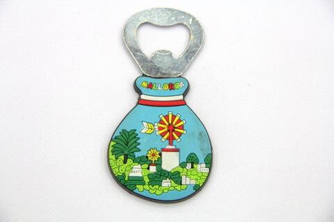 Silicone/rubber bottle opener Malorca #02015-022