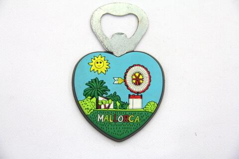 Silicone/rubber bottle opener Malorca #02015-030