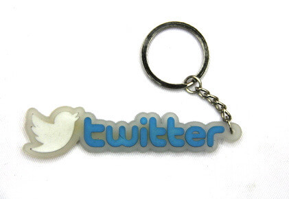 other silicone / rubber key chain