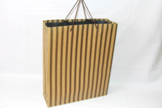 one side 180g craft paper bag #03002