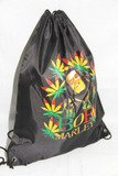 Promotional Polyester Fabrics Drawstring Backpack