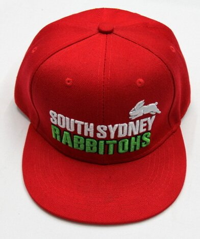 New Zealand Rugby Team Hat, Rabbitohs, #05011-005