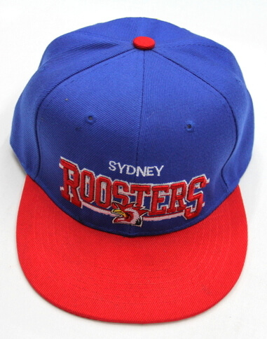 New Zealand Rugby Team Hat, Sydney Roosters, #05011-00910