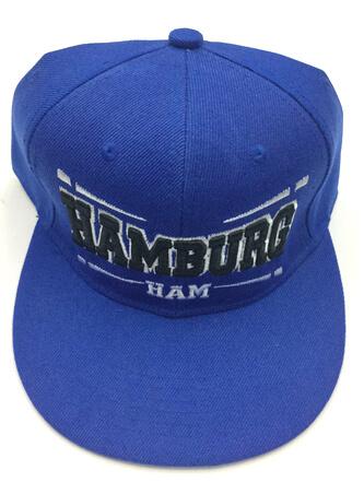 Embroidered Hats German Cities, Hamburg, #05021-011