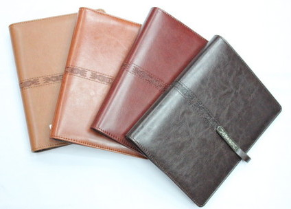 Loose Leaf note book, 0601-001-3