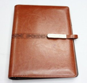 Loose Leaf note book, 0601-001