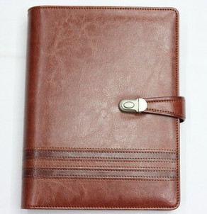 Loose Leaf note book, 0601-010