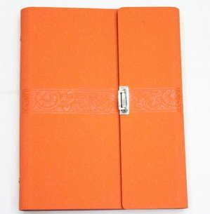 Loose Leaf note book, 0601-015
