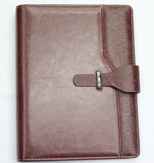 Loose Leaf note book, 0601-022