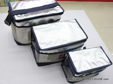 Cooler bag # 0801-042-2, 3 pcs a set