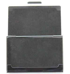 Card Holder #1301-015-1 , metal, firstunited, inside