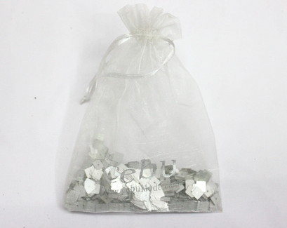 Organza bags #1403-008 , with customized printing