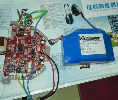 Cheaper Parts for Electric Balance Board
