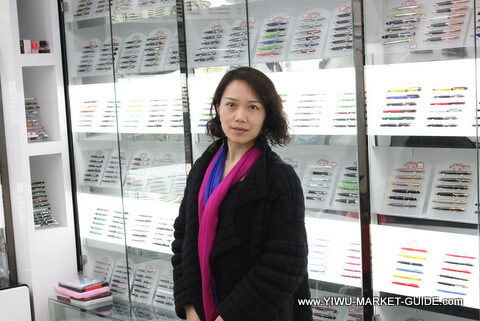 Good Manufacturer for Metal Pens in China Yiwu