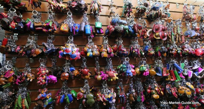 leather cute animals keyrings wholesale yiwu market china