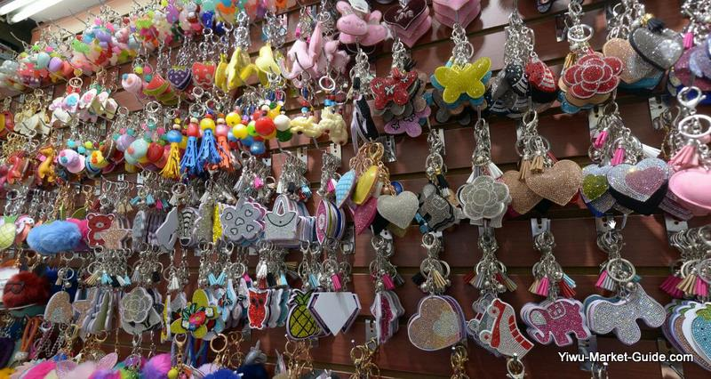 cheap keyrings wholesale yiwu market china