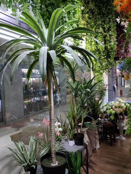 9105 OuXi Plastic Flowers Showroom 006