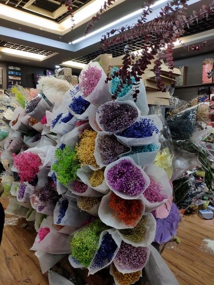 9108 WONWAY Dry Flowers Showroom 002
