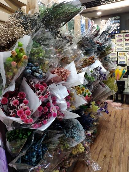 9108 WONWAY Dry Flowers Showroom 003