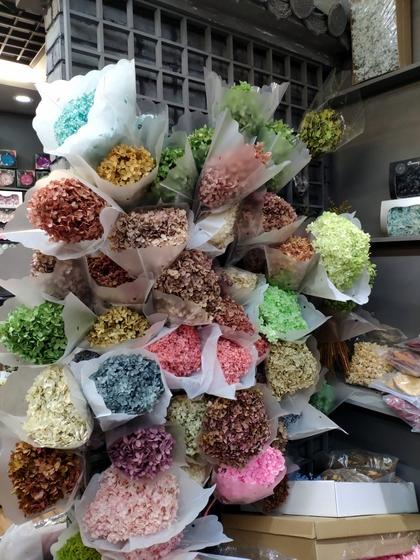 9108 WONWAY Dry Flowers Showroom 004
