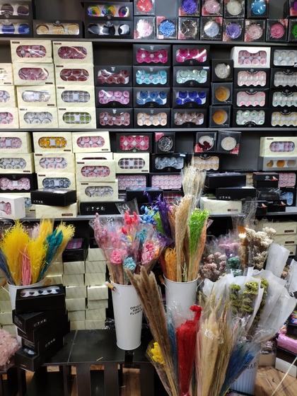 9108 WONWAY Dry Flowers Showroom 006