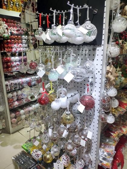 9112 RONGFU Christmas Items Showroom 002