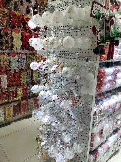 9112 RONGFU Christmas Items Showroom 003