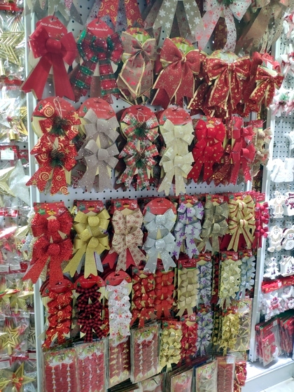 9112 RONGFU Christmas Items Showroom 004