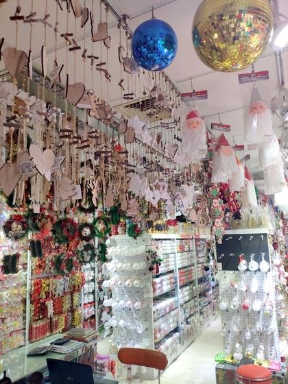 9112 RONGFU Christmas Items Showroom 009