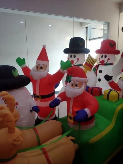 9123 ZQ Santa Clause wholesale supplier & factory showroom 001