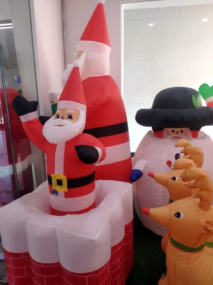 9123 ZQ Santa Clause wholesale supplier & factory showroom 002