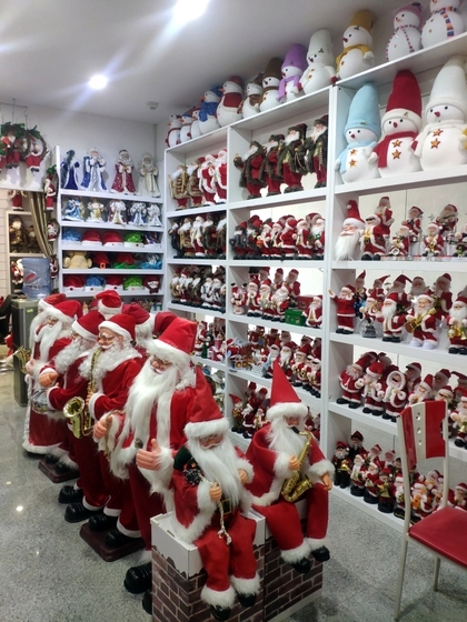 9123 ZQ Santa Clause wholesale supplier & factory showroom 006