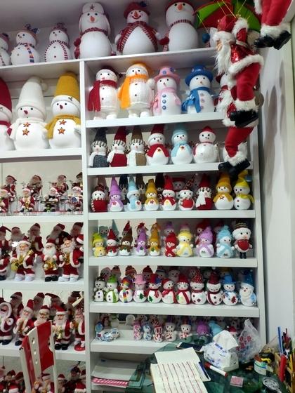 9123 ZQ Santa Clause wholesale supplier showroom 007
