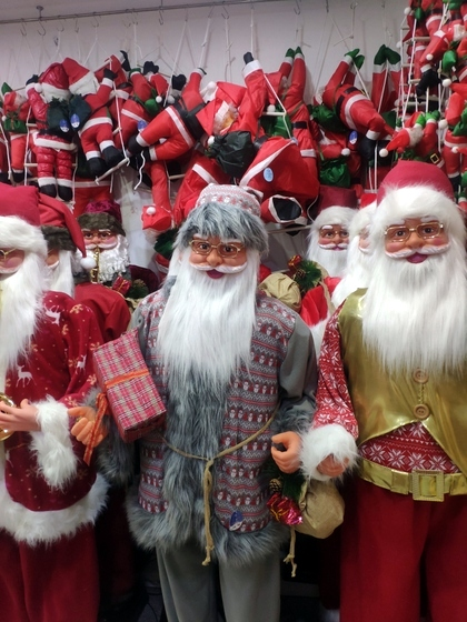 9123 ZQ Santa Clause wholesale supplier & factory showroom 011