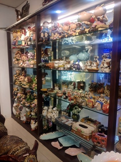 9136 SHZM Home Decor Giftware Factory Wholesale Supplier in Yiwu China. Showroom 005