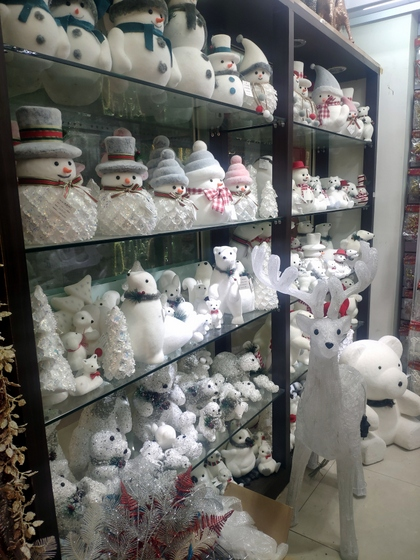 9136 SHZM Home Decor Giftware Factory Wholesale Supplier in Yiwu China. Showroom 022