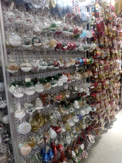 9151A JQ Christmas Gifts Factory Wholesale Supplier in Yiwu China. Showroom 006