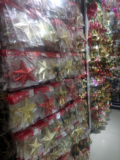 9151A JQ Christmas Gifts Factory Wholesale Supplier in Yiwu China. Showroom 009
