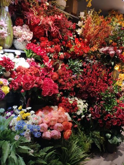 9163 Yangliu Floral Showroom 002